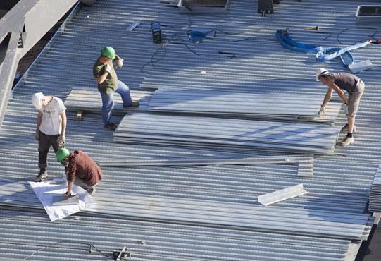 Macullo, techniciens terrain spécialistes toiture à Genève